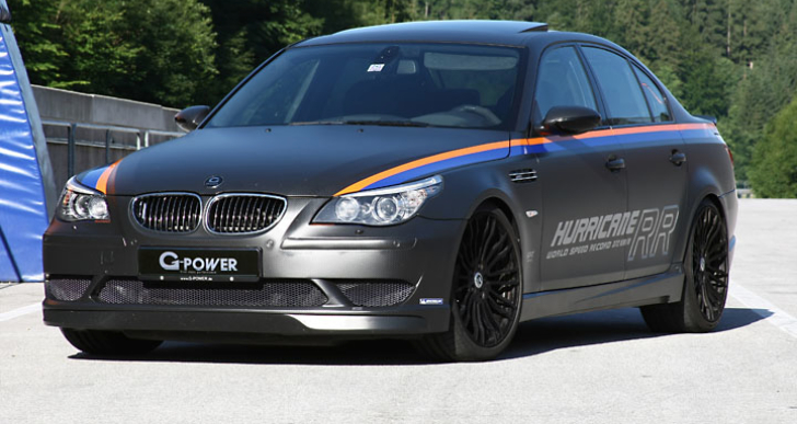 G-Power Hurricane RR M5 Has an Unbelievable Sound [Video]