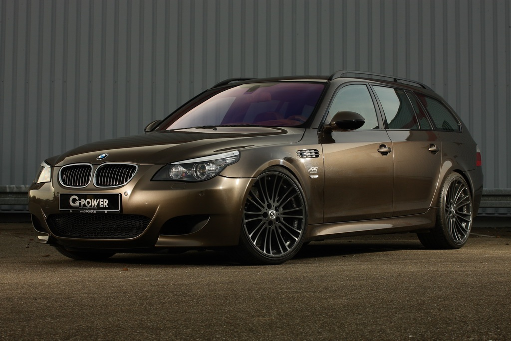 G Power Hurricane Rs Bmw M5 Touring Official Specs And Images