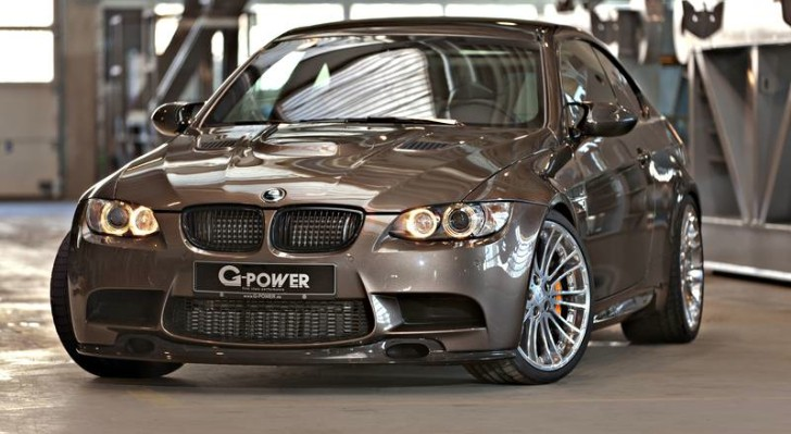 G-Power Introduces the First Hurricane BMW M3 [Photo Gallery]