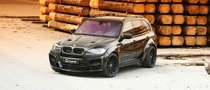 G-Power Launched BMW X5 Typhoon Black Pearl Limited Edition