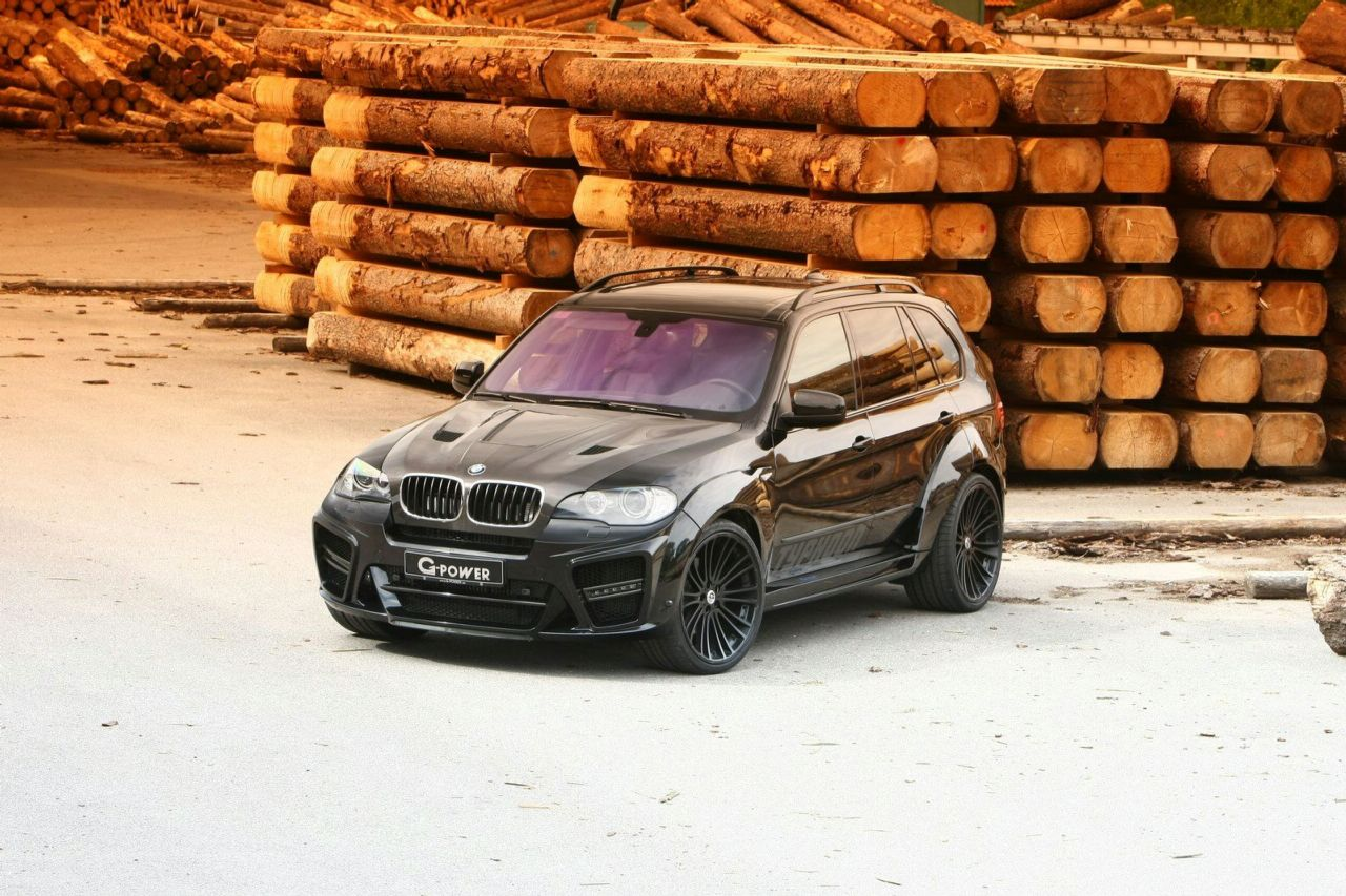 G Power Launched Bmw X5 Typhoon Black Pearl Limited Edition Autoevolution