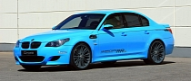G Power M5 HURRICANE RRs: Supercharged to 830 HP [Photo Gallery]