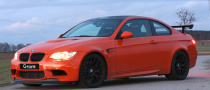 G-Power Promises to Give the BMW M3 GTS Over 600 hp