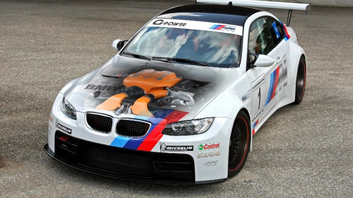 G-Power Releases 720 HP M3 GT2 R [Photo Gallery]
