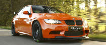 G-Power Reveals 635 HP BMW M3 GTS