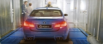 G-Power Starts Tuning the  2012 BMW M5