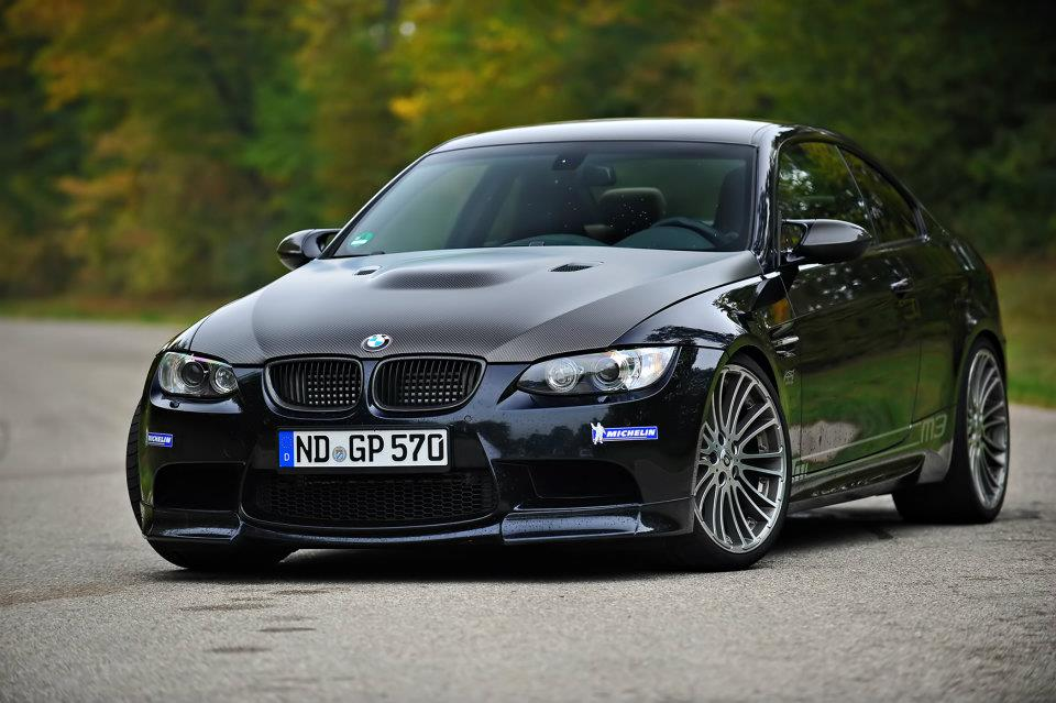 GPower Supercharges BMW M3 to 720 HP  autoevolution