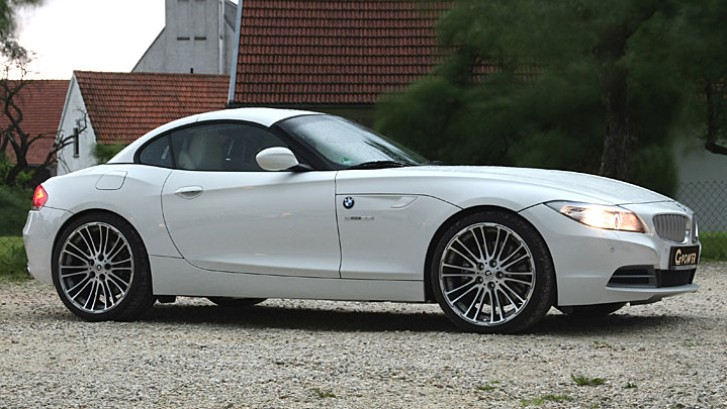 G-Power Treatment for the BMW E89 Z4