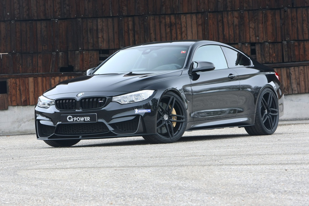 G-Power Tunes the BMW M4 Coupe to 520 HP and 700 Nm - autoevolution