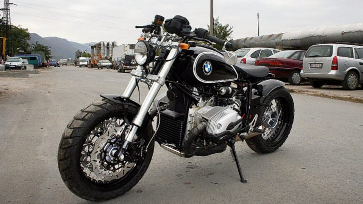 Galaxy Custom BMW R1200R Is Unbelievably Awesome [Photo Gallery]