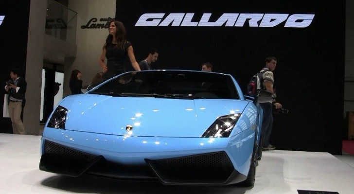 Gallardo LP570-4 Edizione Tecnica in Detail [Video]