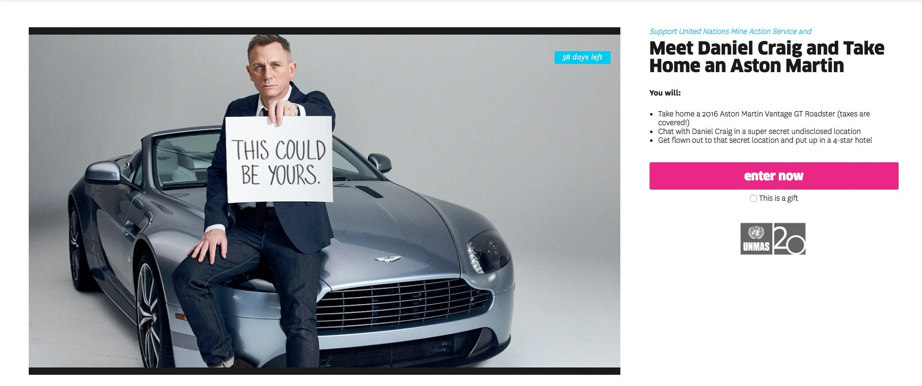Daniel Craig Gets Aston Martins For Life Autoevolution