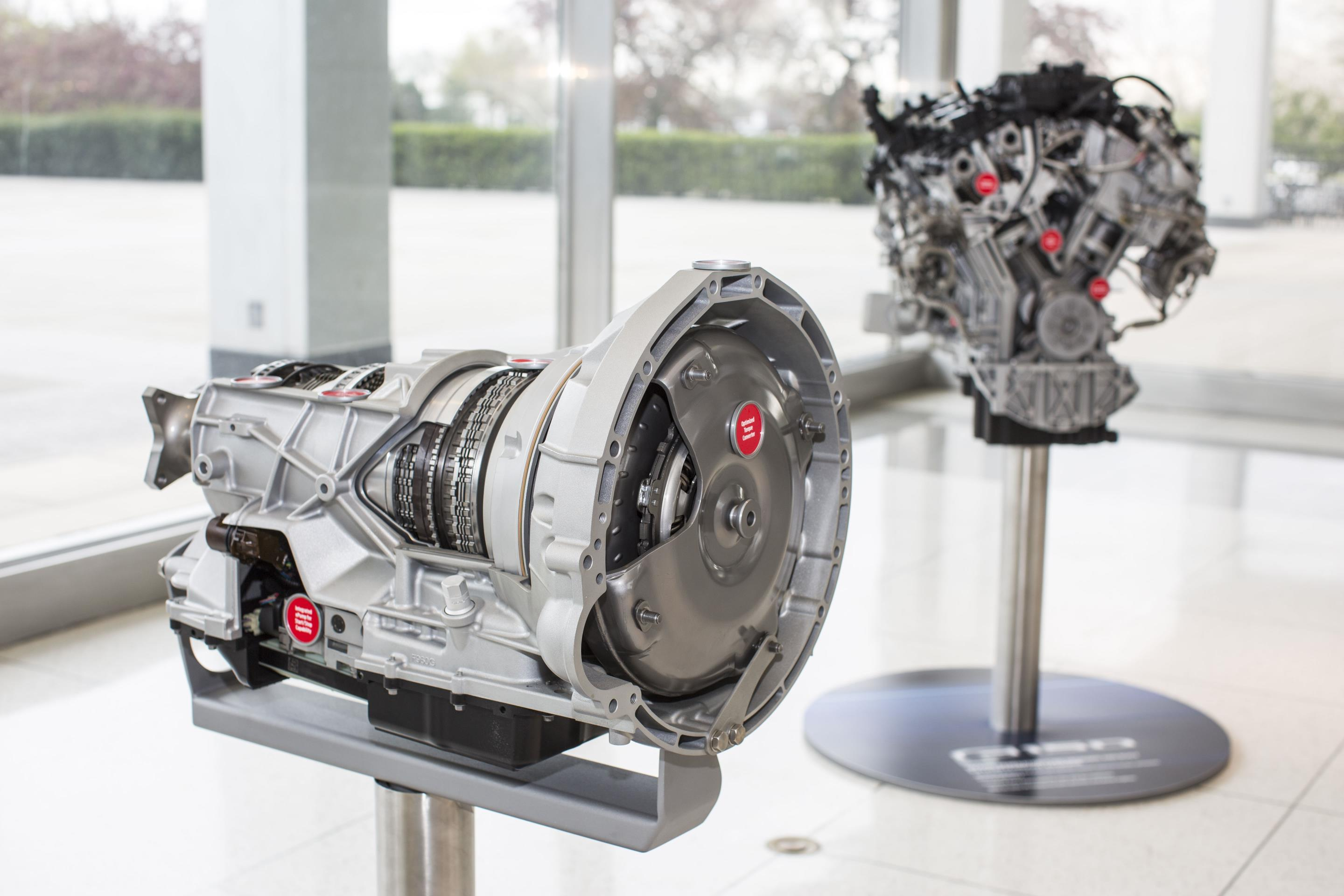 Ford 10 Sd Transmission And Second Generation 3 5 Ecoboost V6