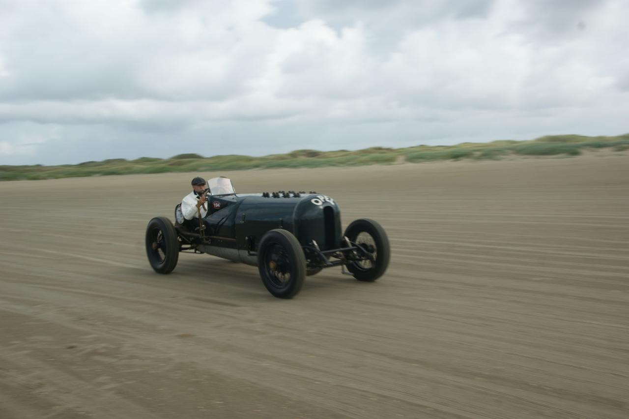 100-Year Old Opel Race Cars Return to Grand Prix de Lyon - autoevolution