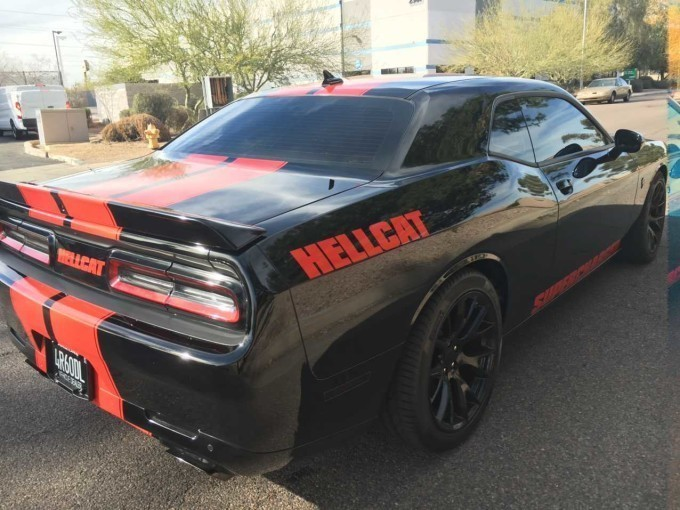 2017 Dodge Charger Msrp >> 1,000 HP 2016 Dodge Challenger Hellcat for Sale at a ...