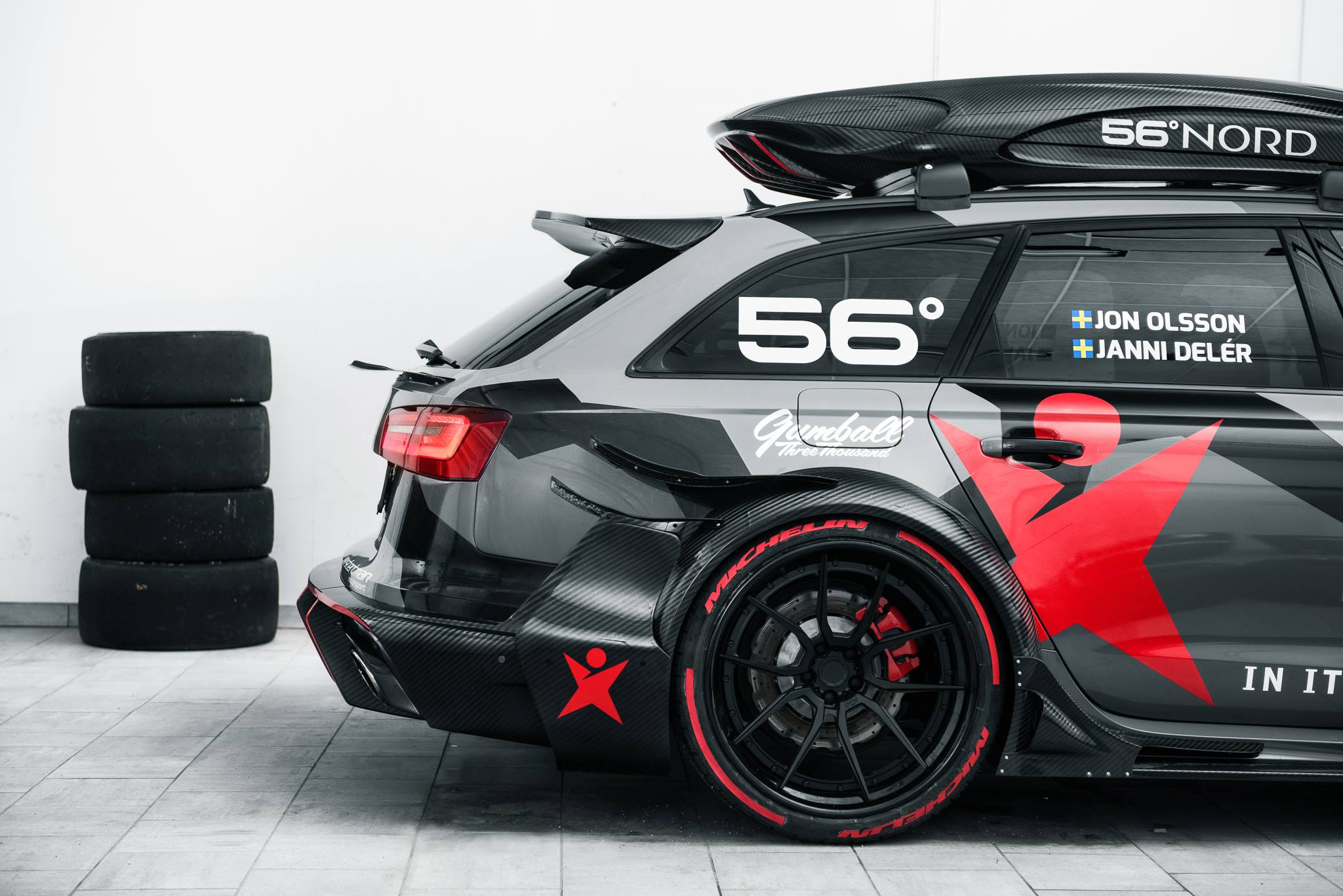1 000 Hp Audi Rs6 Owned By Jon Olsson Burns To The Ground