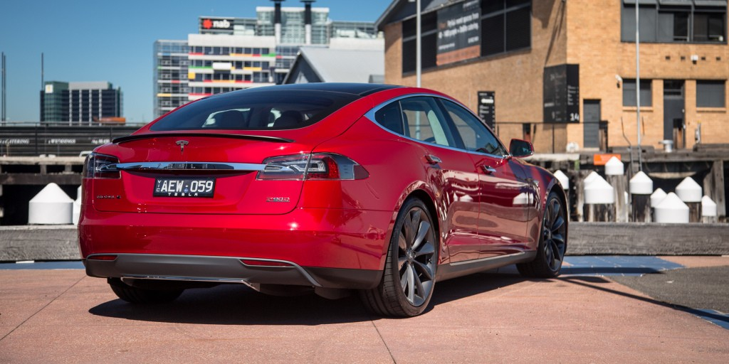 100d Version Takes Tesla Model S Range Up To 335 Miles Priced From