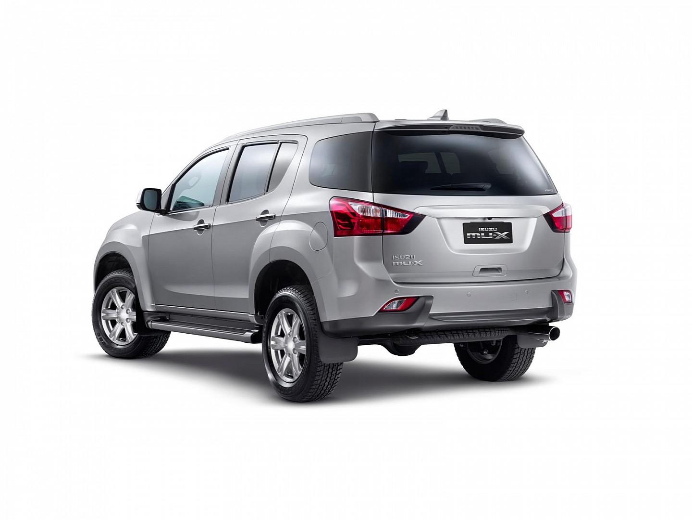 Isuzu Mu X SUV