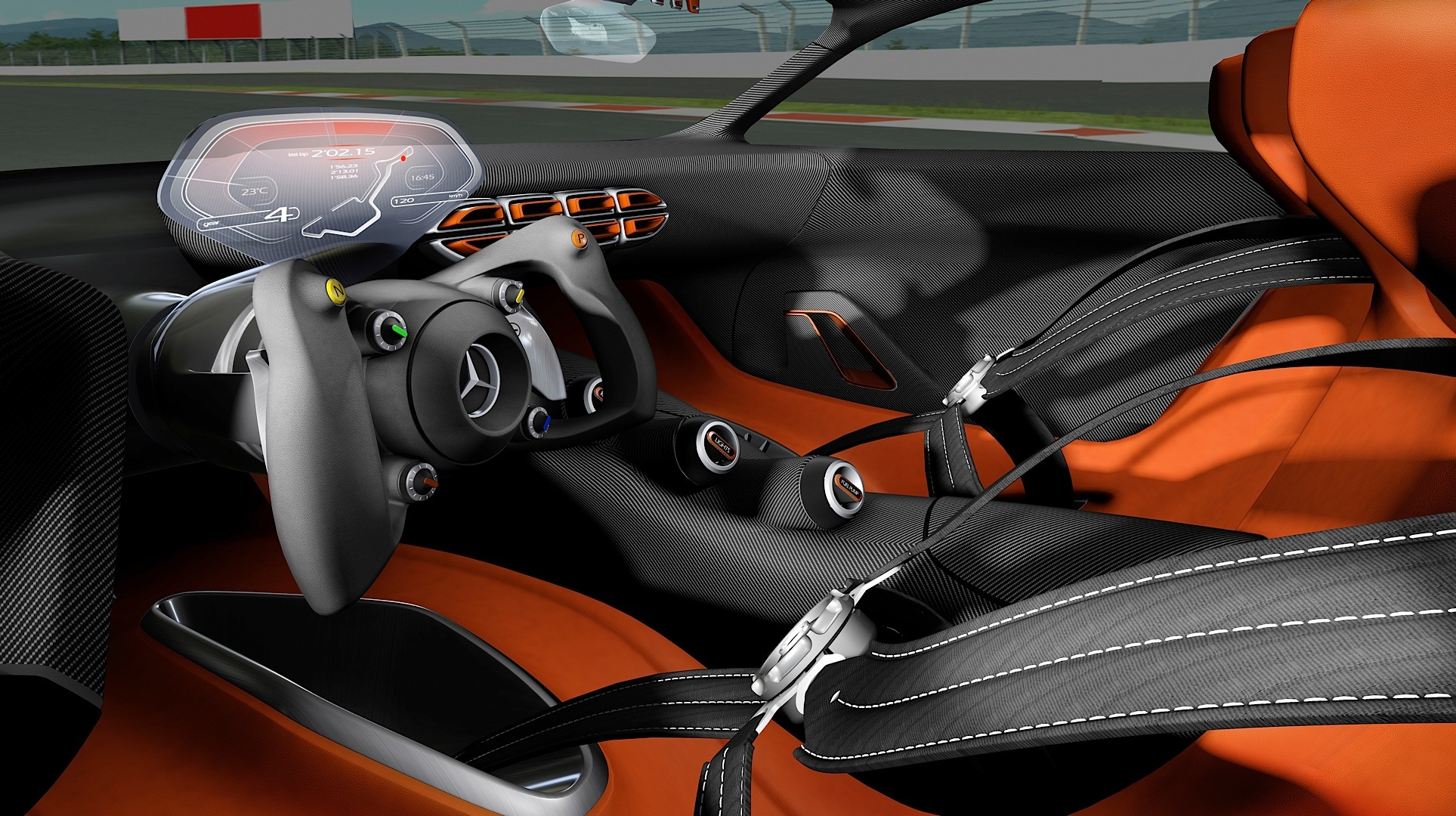 2013 - [Mercedes-Benz] AMG Vision Gran Turismo - Page 2 It-sure-is-tight-in-the-amg-vision-gran-turismo-photo-gallery-1080p-6