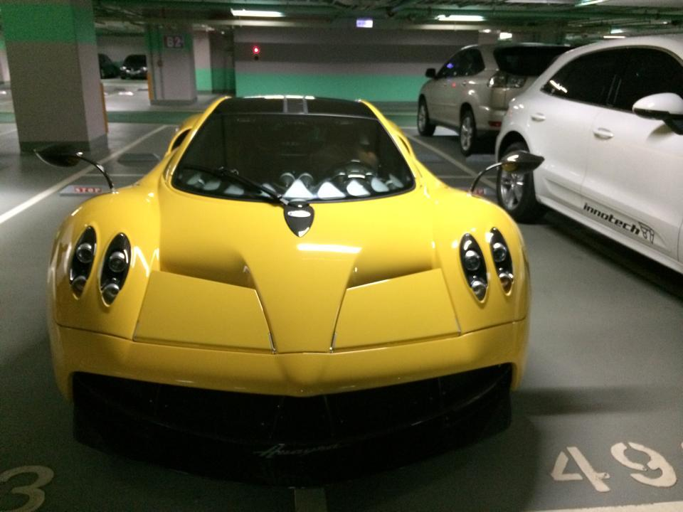 Pagani Huayra For 15 Year Old