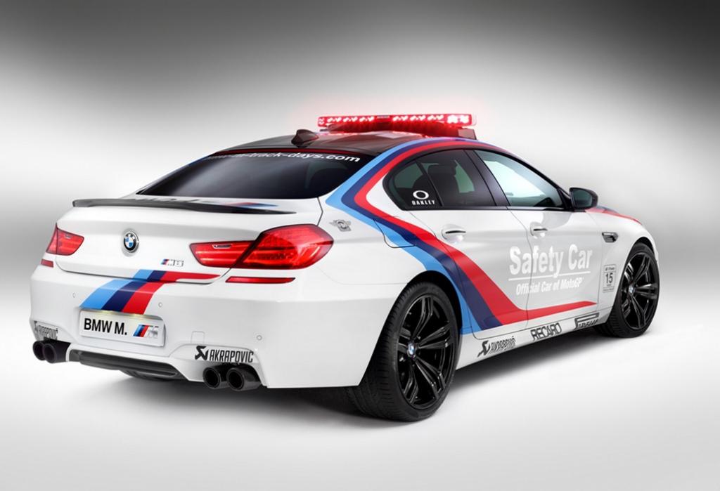 bmw m6 motogp safety car белый автомобиль загрузить