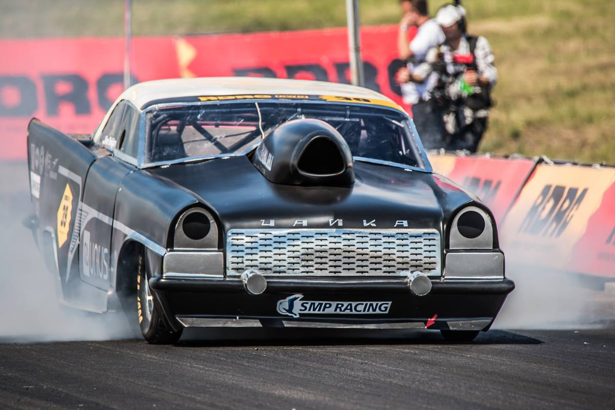 Hp Gaz Chaika Dragster Is A Thing To Behold Video on Russian Gaz V8 Engine
