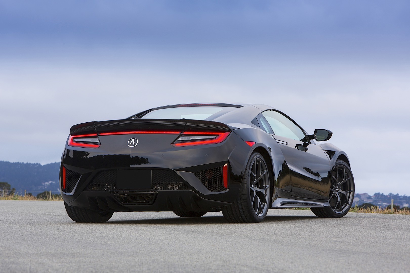 2016 Acura NSX Gets Liberty Walk Kit, but Is It Real? - autoevolution