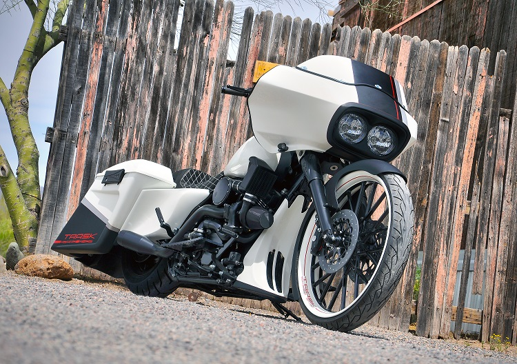 156 HP Harley-Davidson Limited Edition Speed Glide from Trask