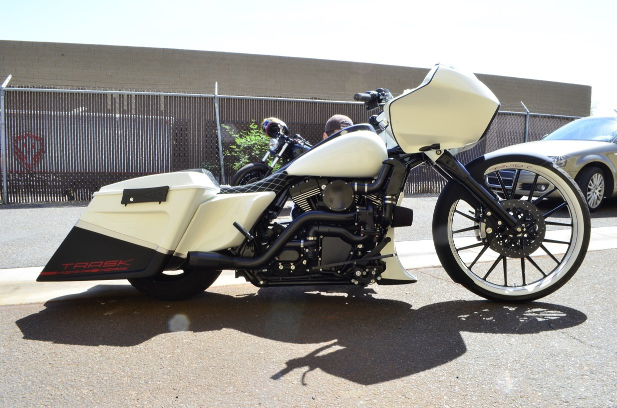 156 HP Harley-Davidson Limited Edition Speed Glide from Trask ...