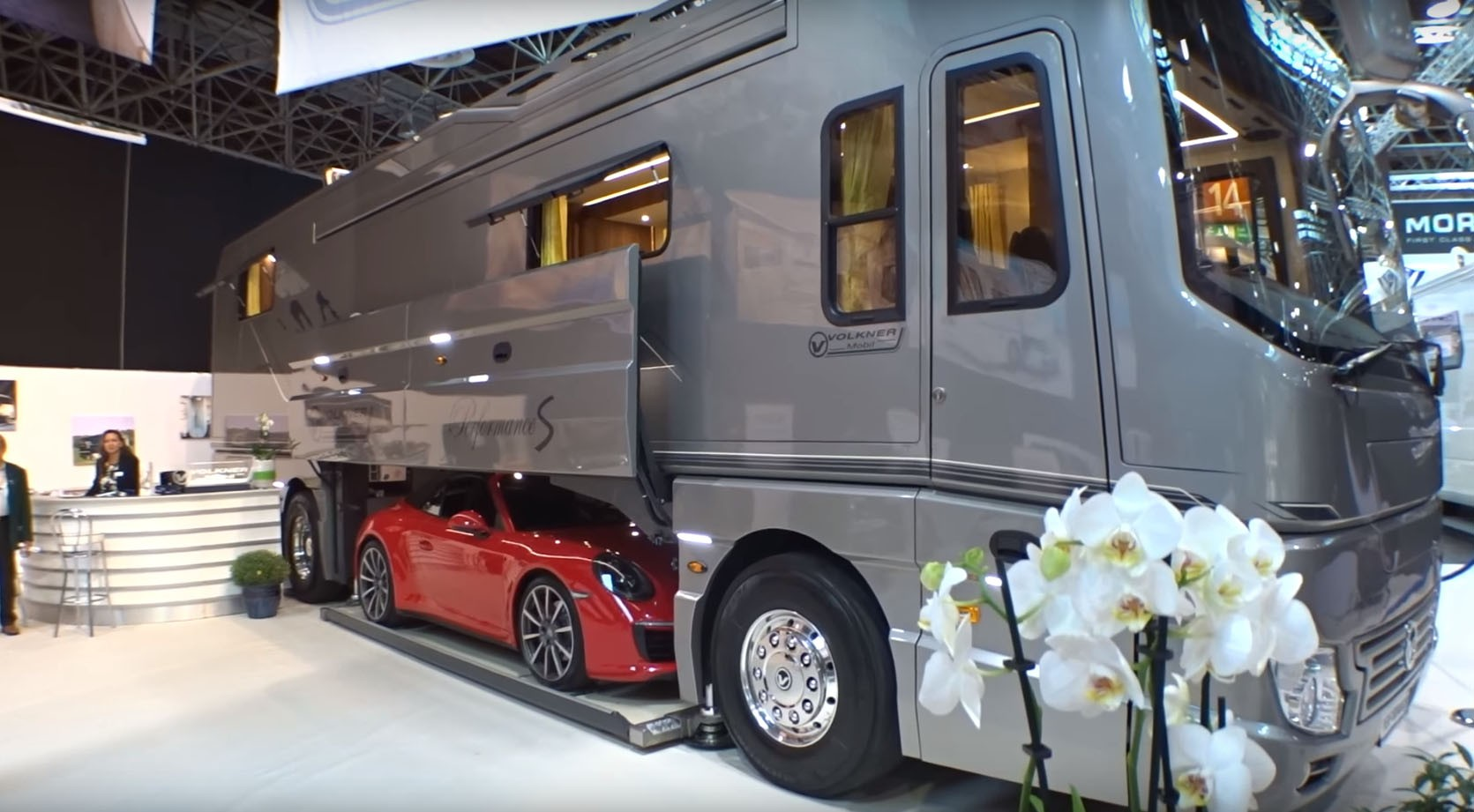 Volkner Mobil Performance Luxury Motorhome