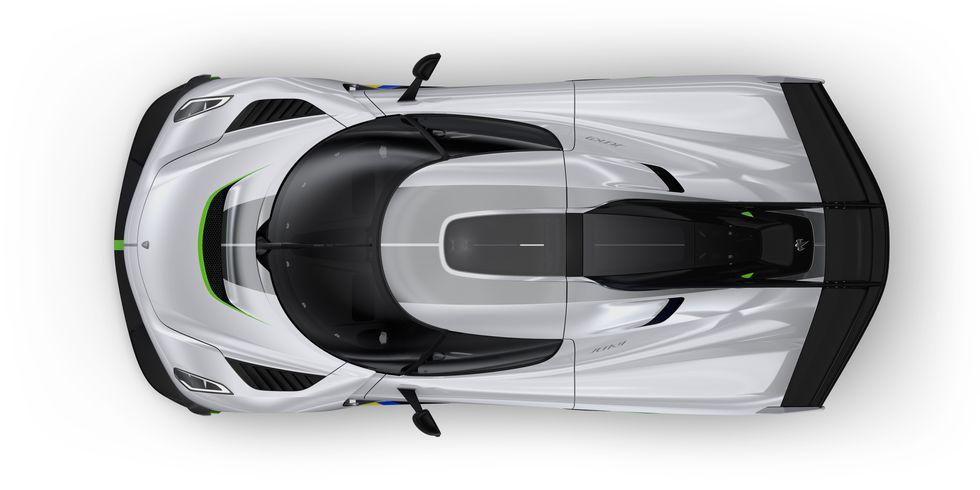 1,600 HP Koenigsegg Jesko Will Do 300 MPH, Has 9-Speed