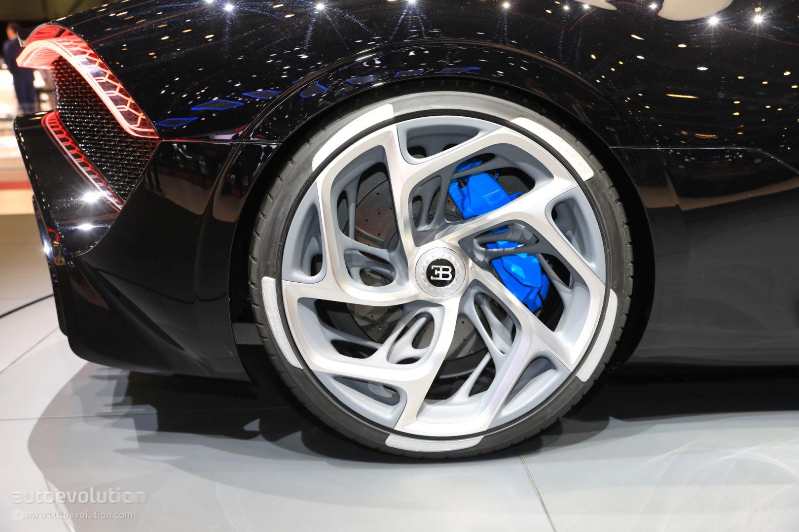 The Most Expensive Car In The World >> UPDATE: $19M Bugatti La Voiture Noire Geneva Car Is a Mockup, Production in 2022 - autoevolution