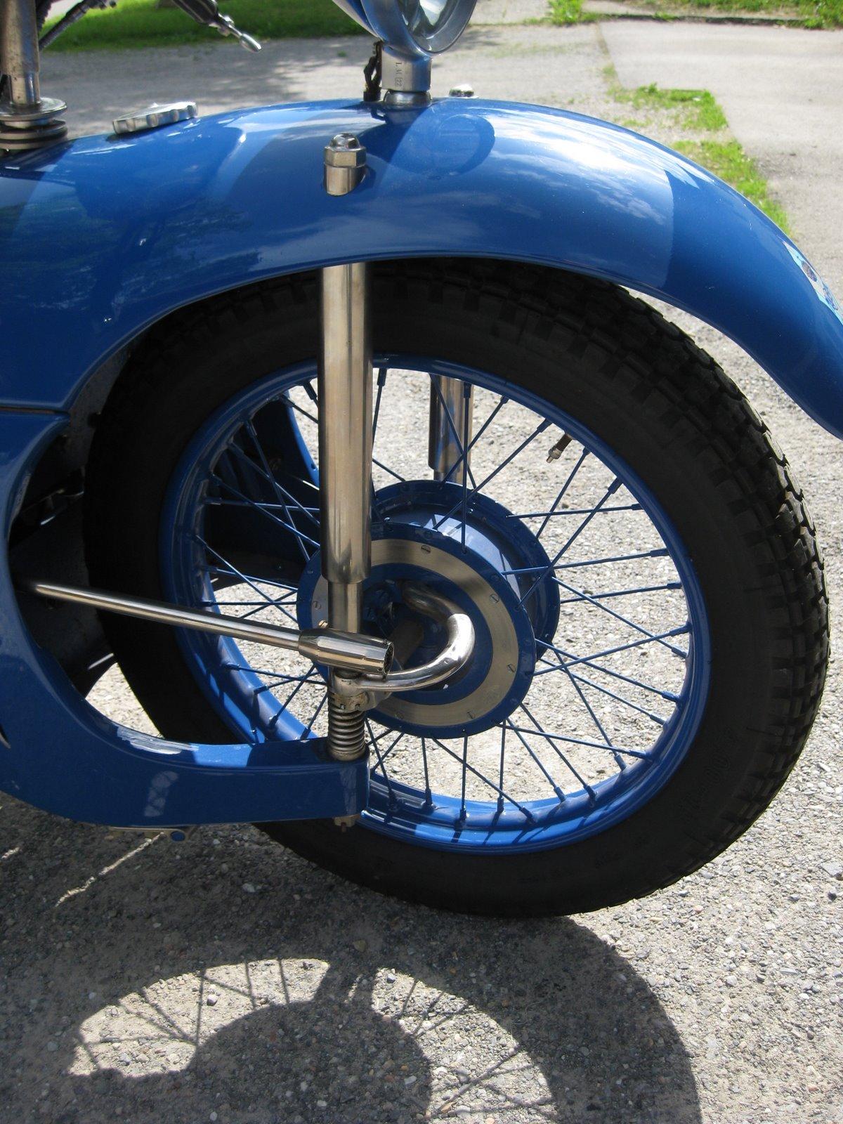 1929 Majestic Bike Autoevolution