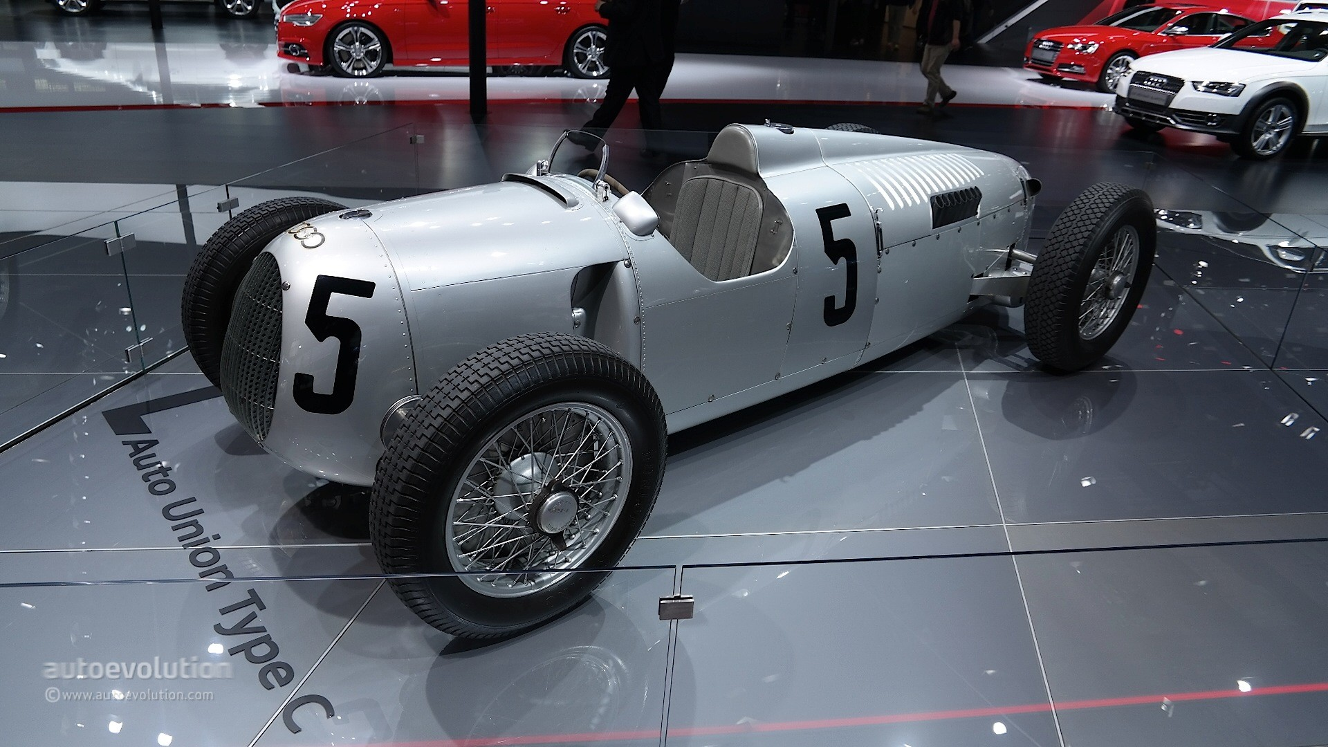 Hitler S Favorite 1939 Auto Union D Type Failed To Sell