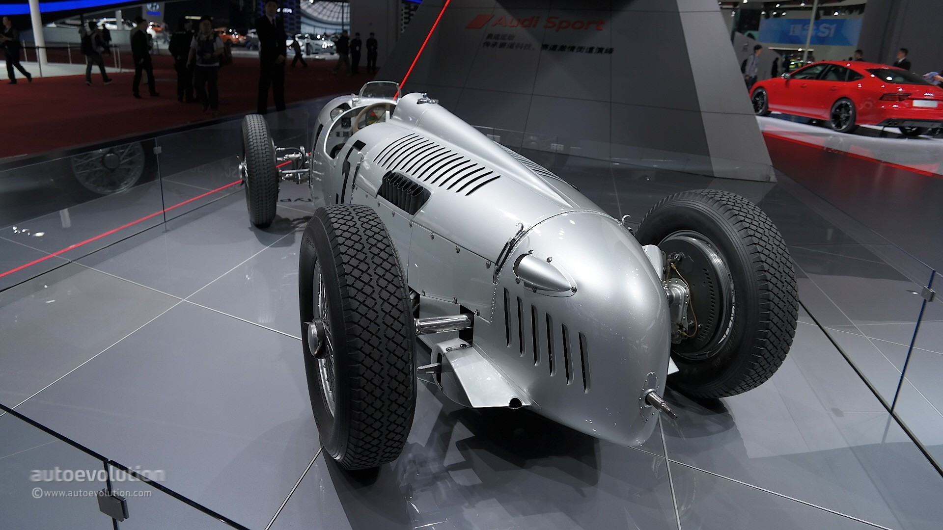 2011 Auto Union Type C E-tron Study Pictures, Photos ...