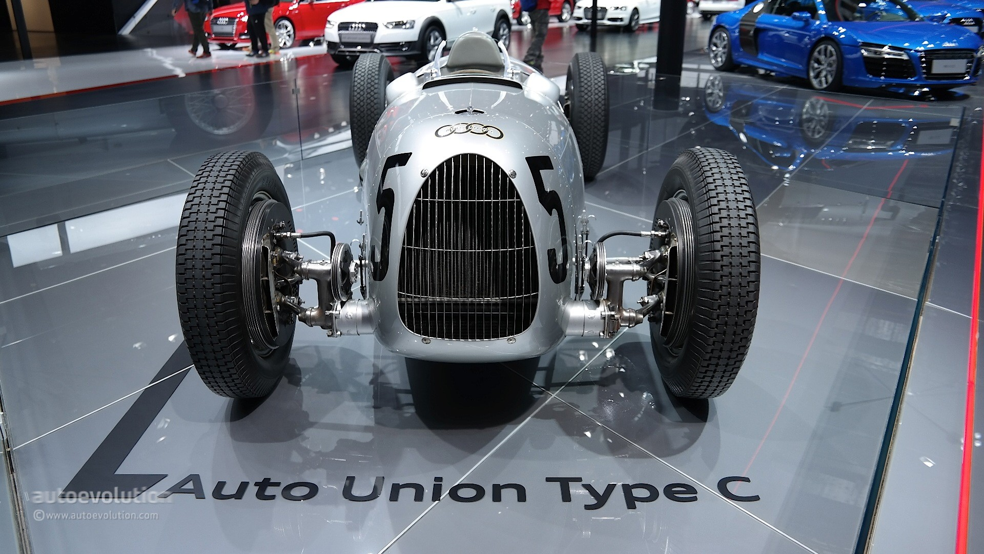 Hitler's Favorite, 1939 Auto Union D-Type Failed to Sell - autoevolution