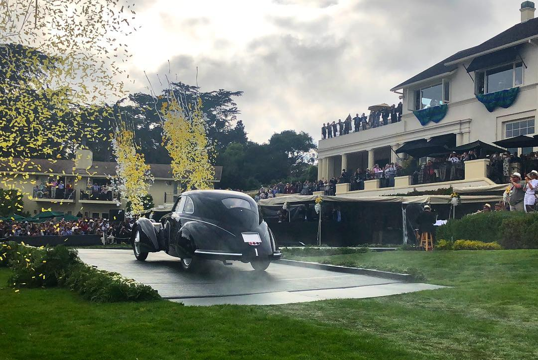 Pinnacle Auto Sales >> Classic Alfa Romeo Wins 2018 Pebble Beach Concours d'Elegance - autoevolution