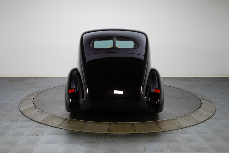 1940 Ford Tudor Sedan Gets Custom Treatment Autoevolution
