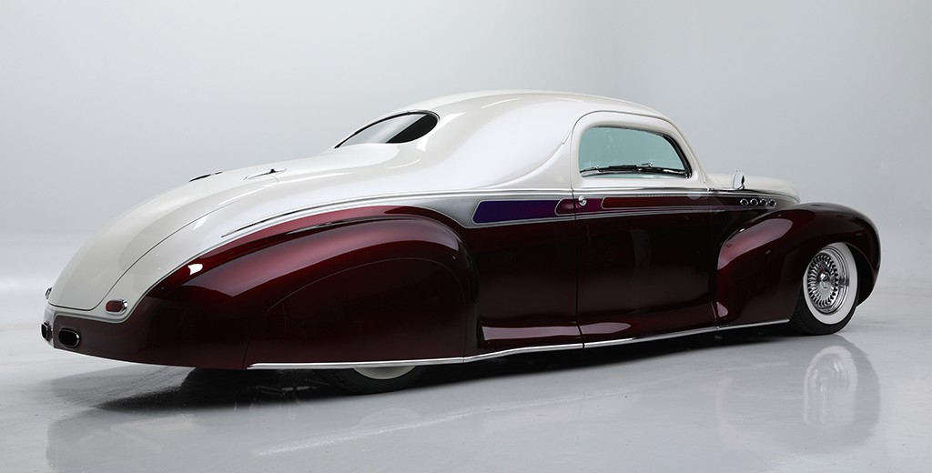 1941 Lincoln Zephyr Powered By Dodge Viper V10 Engine Is A Gem On Wheels
