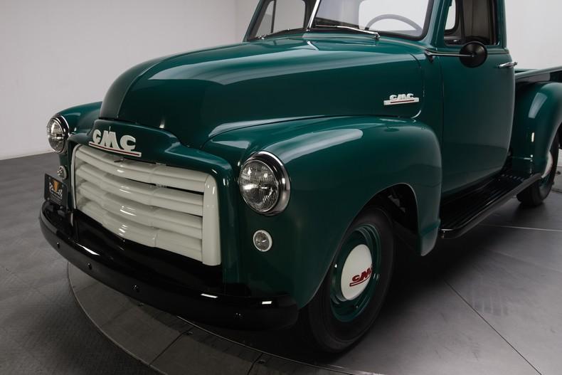 1952 GMC 100 Pickup Truck is Beautifully Restored to Original