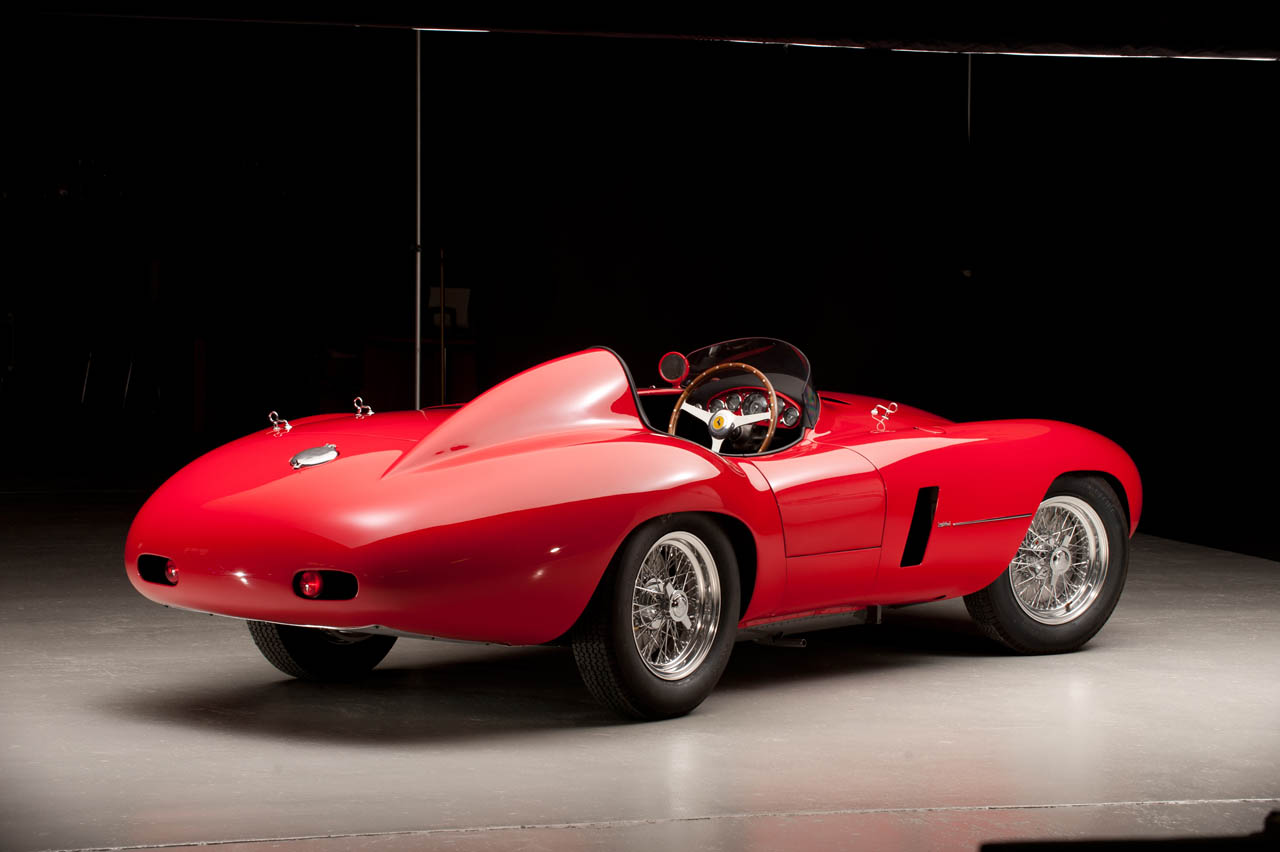Top Dollar For Junk Cars >> 1955 Ferrari 750 Monza Spider Heading for Pebble Beach ...