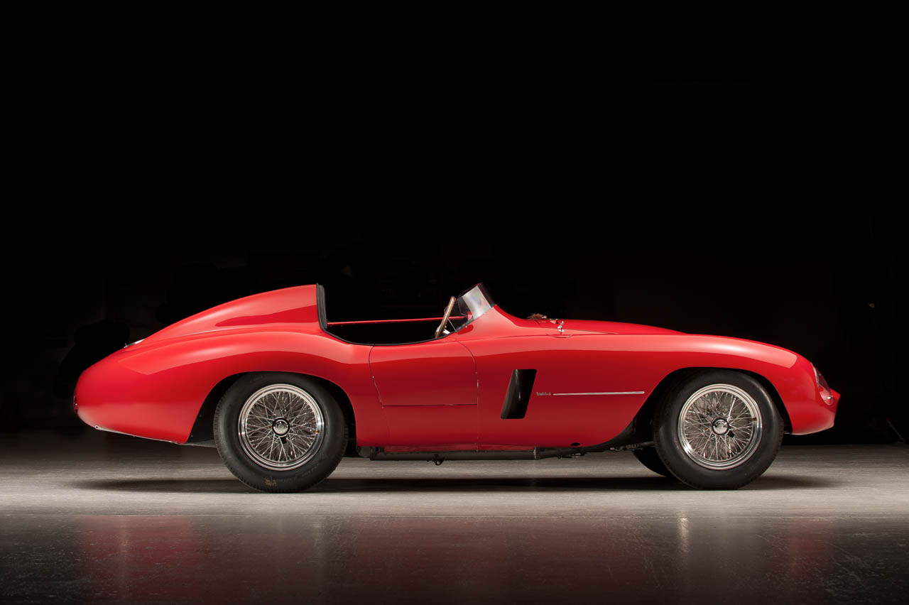 Pebble Beach California >> 1955 Ferrari 750 Monza Spider Heading for Pebble Beach Auction - autoevolution
