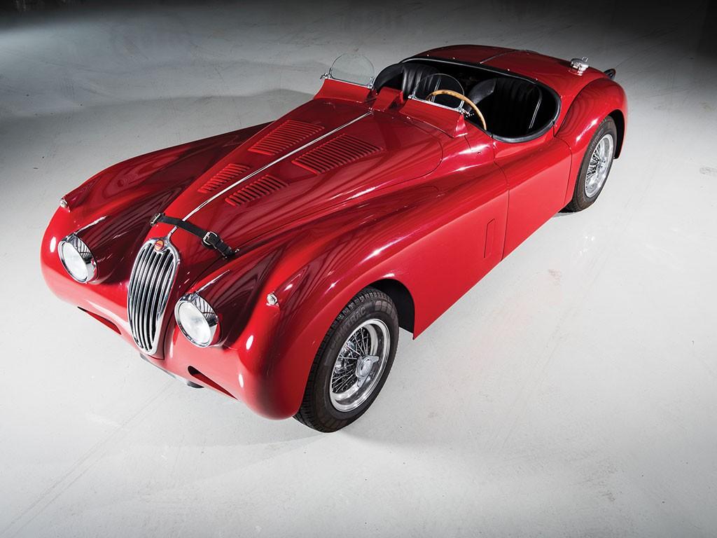 1955 Jaguar XK 140 Roadster - Vintage Motors of Sarasota Inc.  |1955 Jaguar Roadster