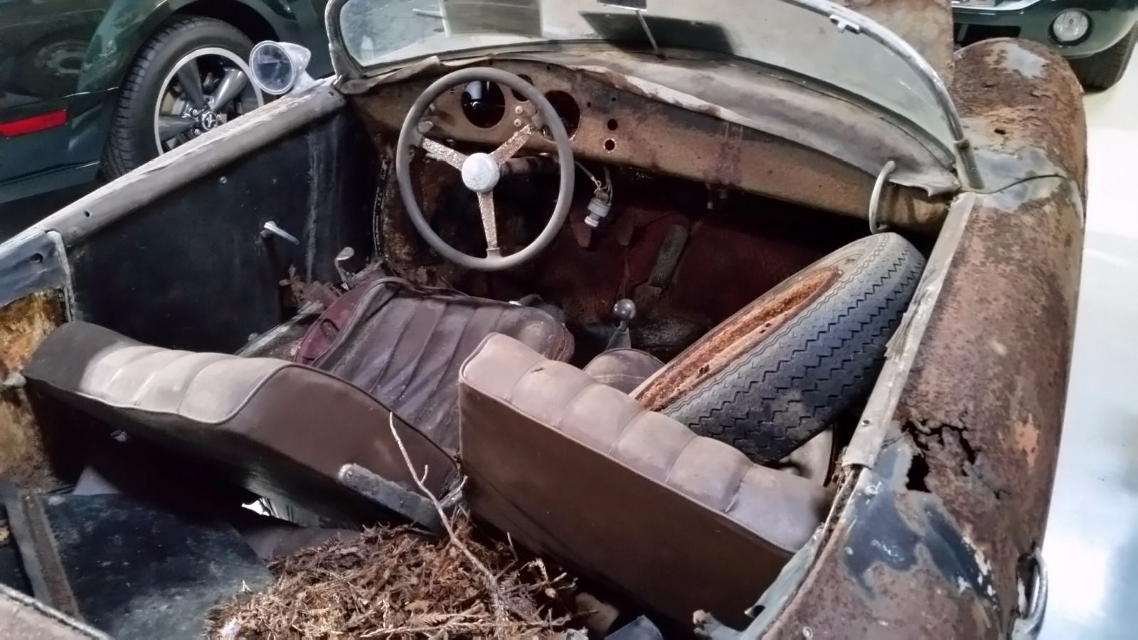 1955 Porsche 356 Speedster Barn Find Lands on eBay, but You Won\'t ...