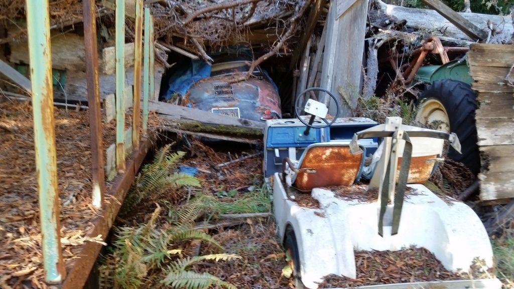 1955 Porsche 356 Speedster Barn Find Lands On Ebay But