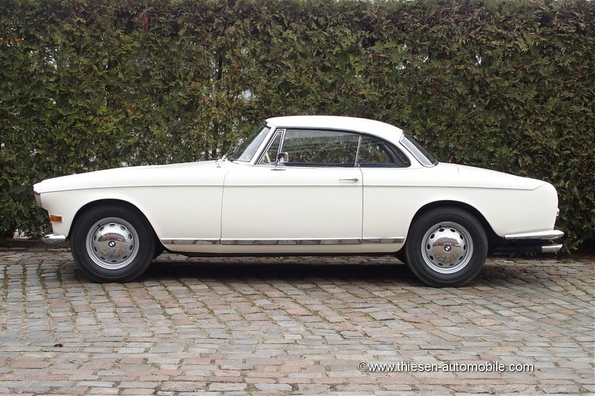 1956 BMW 503 with Maserati 3500 GT Vignale Fascia on Sale for ...