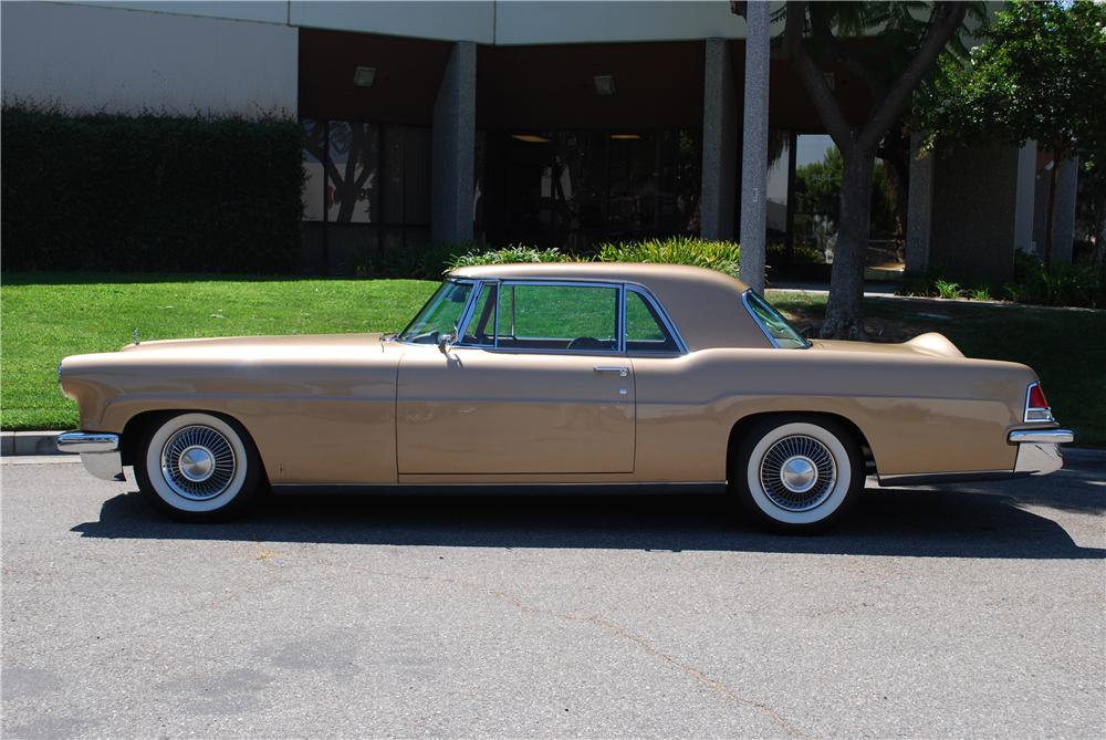 1957 Lincoln Continental Mark Ii Sells For Incredible