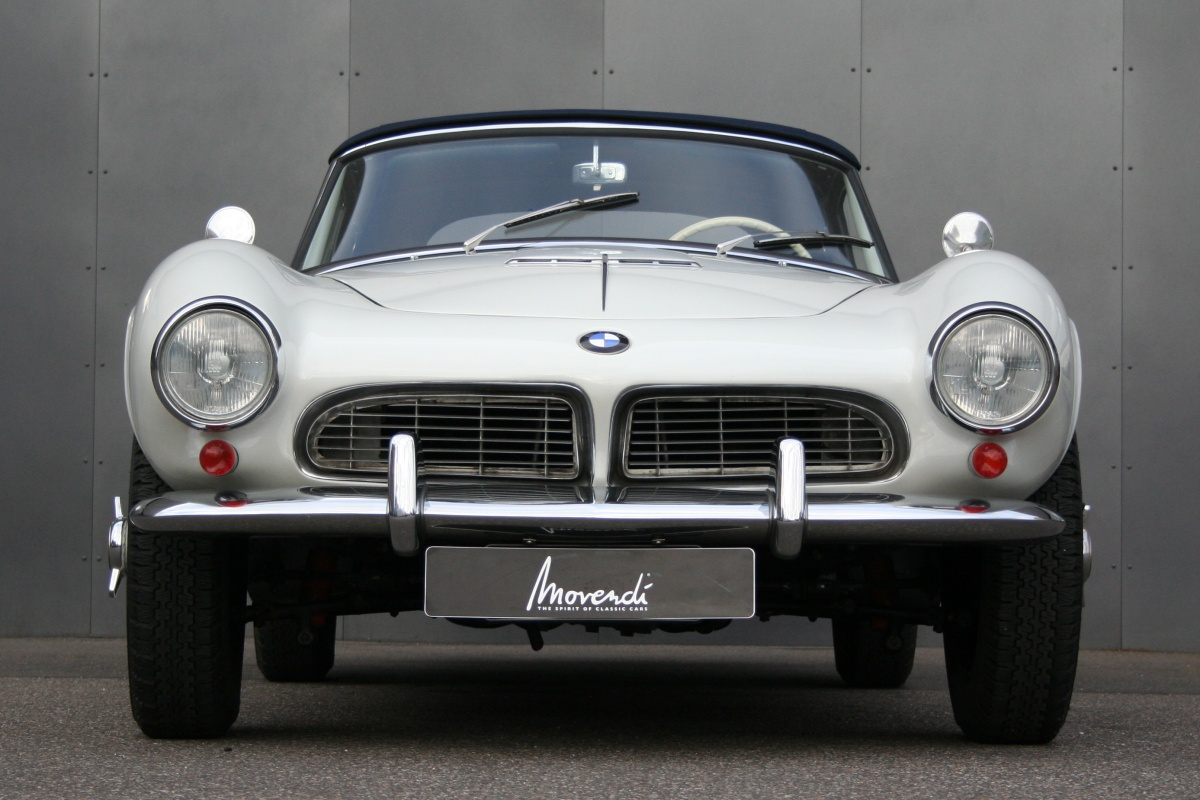 1958 Bmw 507 Roadster Up For Sale In Germany Autoevolution