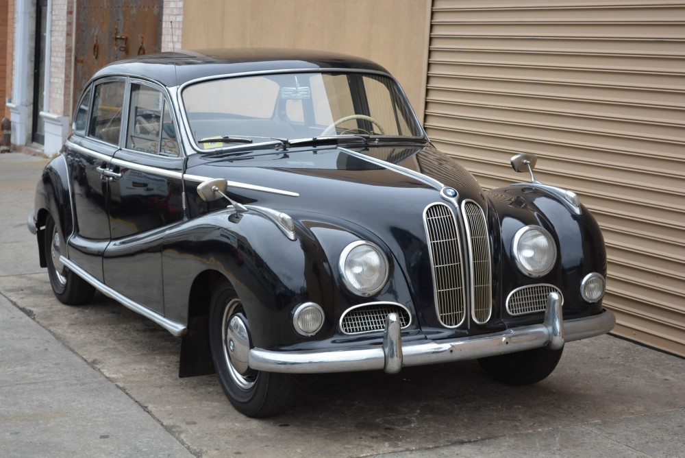 1958 BMW Baroque Angel Can Be Yours for $29,500 - autoevolution
