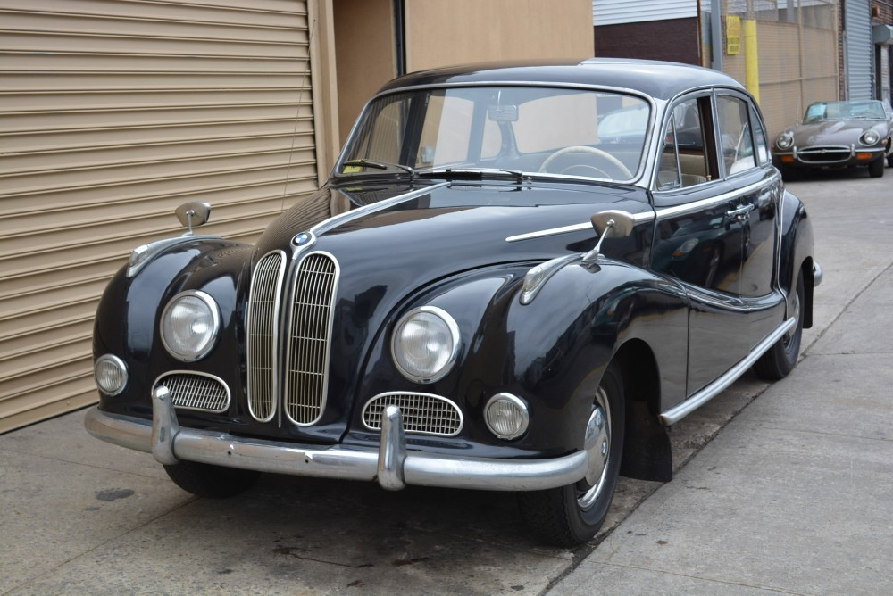 1958 Bmw Baroque Angel Can Be Yours For 29 500 Autoevolution
